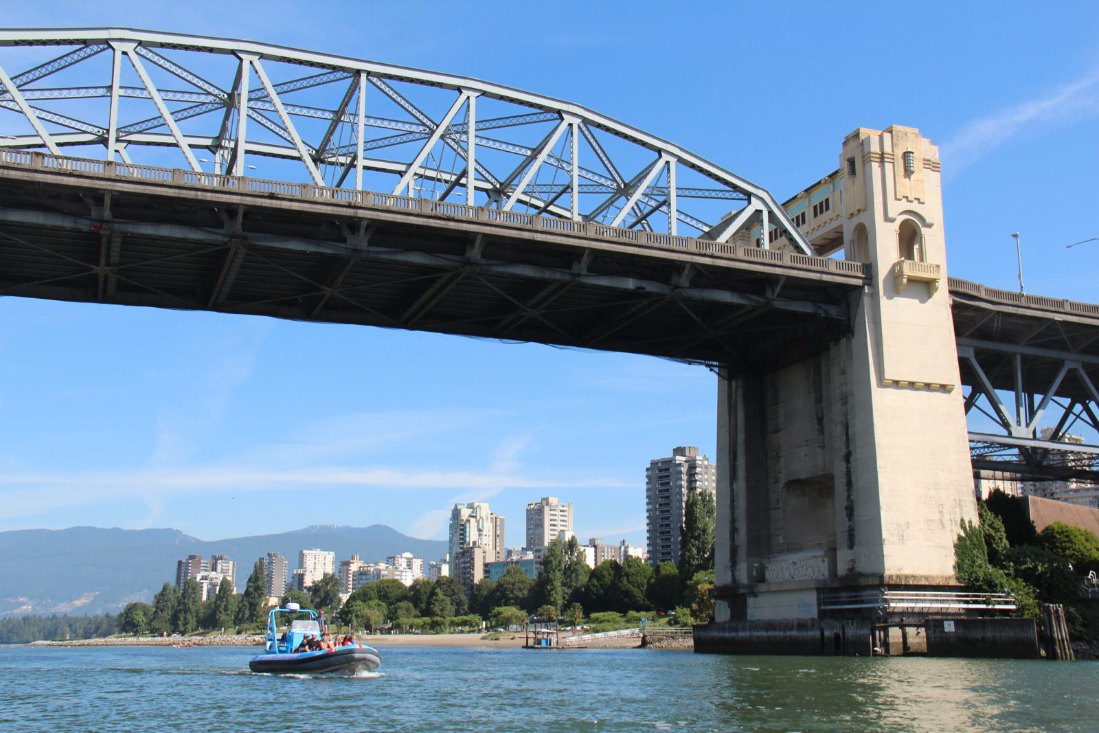 Vancouver Wildlife Boat Tour Vancouver Water Adventures