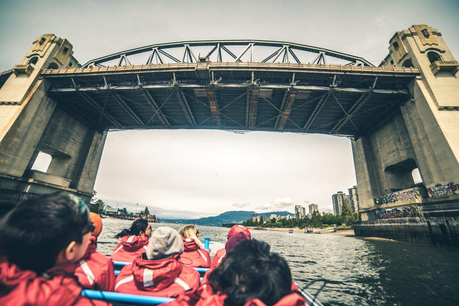 Sunset Boat Cruise Vancouver Water Adventures